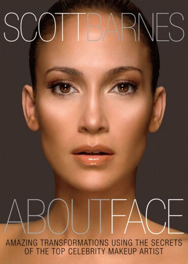 CELEBRITY MAKE-UP ARTIST AND AUTHOR, SCOTT BARNES TO HOST LAUNCH PARTY FOR HIS NEW BOOK - ABOUT FACE